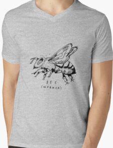 save the bees Mens V-Neck T-Shirt