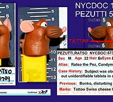 "Ratso ""the Pez"" Pezutti by paintingsheep"