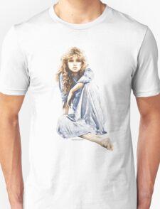 """Hippy Girl"" by Sara Moon T-Shirt"