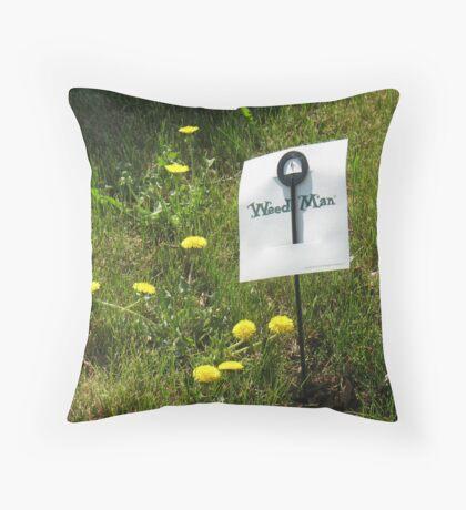 100% Reliable Throw Pillow