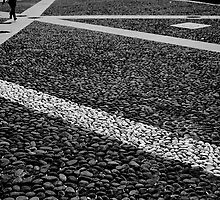 Cross the line by Filippo Macchi