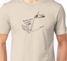 PSALMS 37:23   THE STEPS OF A GOOD MAN Unisex T-Shirt