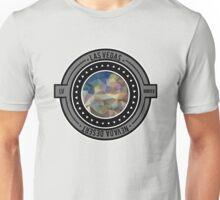 Geometric Las Vegas Cityscape  Unisex T-Shirt