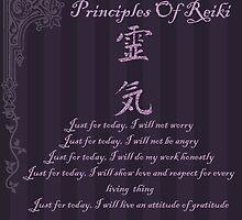 Principles Of Reiki by SmilinEyes