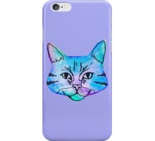 Watercolor Kitty iPhone Case/Skin