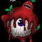 Bloody Eyeball by Park Jennifer