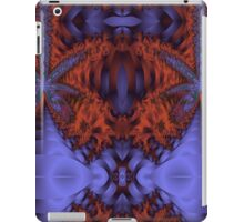 Manowar Alien Face Fractal iPad Case/Skin