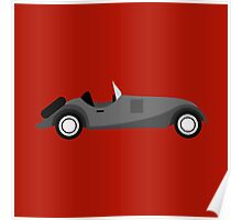 Cool Classic Car Poster