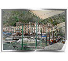 Portofino Poster