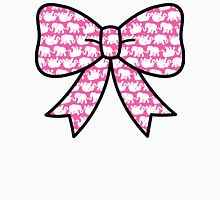 Lilly Pulitzer Inspired Bow - Pink Tusk in Sun Unisex T-Shirt