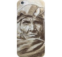 Nomadic cheifden  iPhone Case/Skin