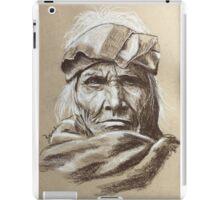 Nomadic cheifden  iPad Case/Skin