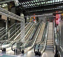 Madrid Airport by Daidalos