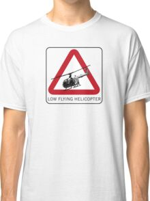 SPECTRE - Low Flying Helicopter Classic T-Shirt