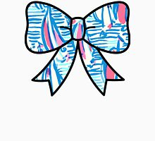 Lilly Pulitzer Inspired Bow - Red Right Return Unisex T-Shirt