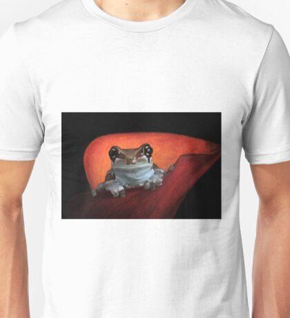 Cute milk frog Unisex T-Shirt