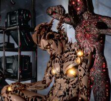 Cyberpunk Painting 058 Sticker