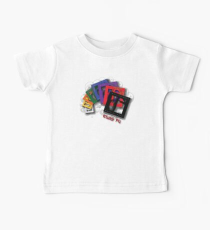 Infinite Path Martial Arts - Youth Ranking System (2012) Baby Tee