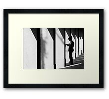 OnePhotoPerDay Series: 124 by L. Framed Print