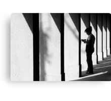 OnePhotoPerDay Series: 124 by L. Canvas Print