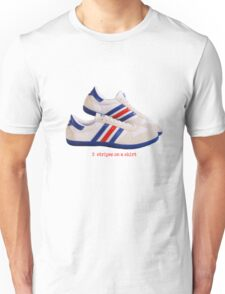 3 stripes on a shirt Unisex T-Shirt