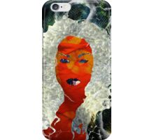 Glimpse of God - Ethereal Woman iPhone Case/Skin