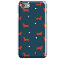Dachshunds Delight iPhone Case/Skin