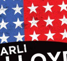 Carli Lloyd 3 Goal Hat Trick in USWNT 2015 FIFA World Cup Finals Sticker