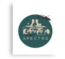 SPECTRE Finale  Canvas Print