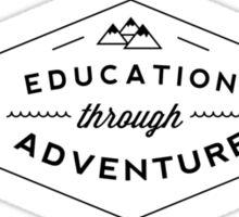 World School 2015 (White!) Sticker