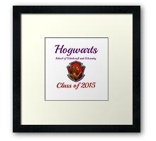 Gryffindor 2015 Framed Print