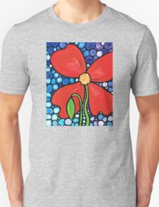Lady in Red 2 Unisex T-Shirt