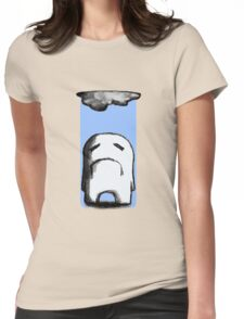 Gloomy Womens Fitted T-Shirt