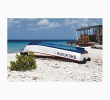 Bonaire. Old Boat T-Shirt