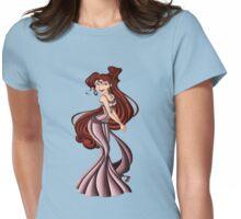 Megara Womens Fitted T-Shirt