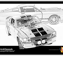 Gone In 60 Seconds - 1967 Shelby Mustang GT500 by ea-photos