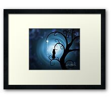 Ash's Star Framed Print