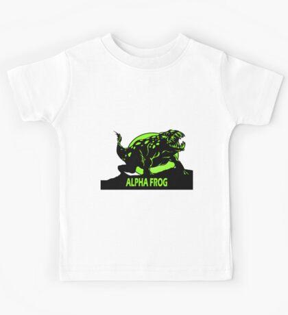 Alpha Frog Kids Tee