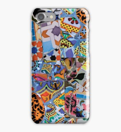 Gaudi Trencadís  iPhone Case/Skin