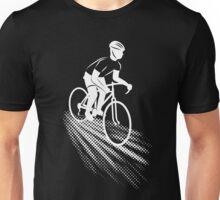 Go Cyclist - White Unisex T-Shirt