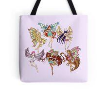 Winx Club Enchantix Tote Bag