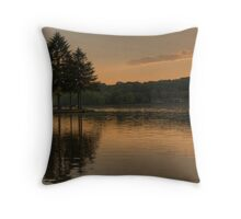 Sound Taps - Day is Done Throw Pillow