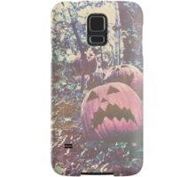 Pumpkin Jack Samsung Galaxy Case/Skin