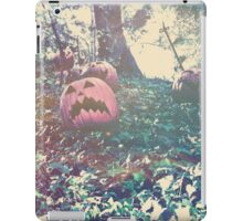 Pumpkin Jack iPad Case/Skin