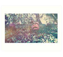 Pumpkin Jack Art Print