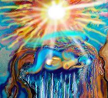 solar seeking, creating karma by Rita  Hraiz