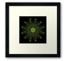 Space Farers Guild Logo Framed Print
