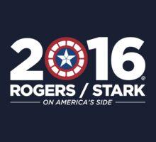 Rogers / Stark 2016 by Eozen