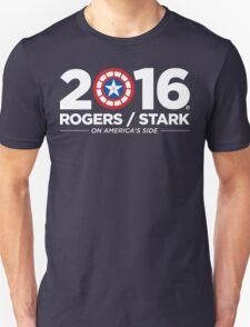 Rogers / Stark 2016 T-Shirt