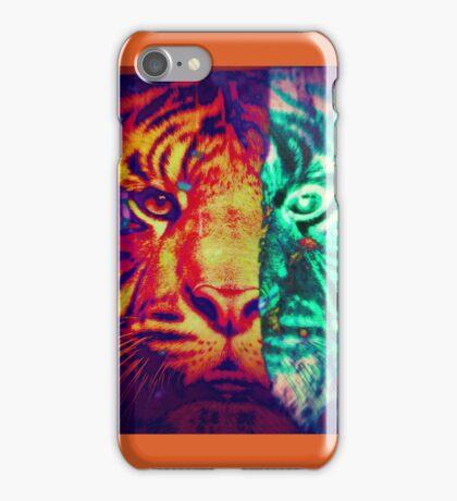 Tiger_8597 iPhone Case/Skin